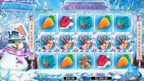 Kudos Casino Snowmania Slot Free Spins