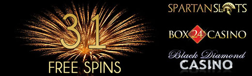 New Years Eve BetSoft Free Spins