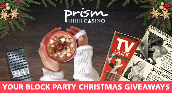 Prism Casino Christmas 2016 Bonus Codes