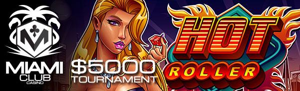 Miami Club Casino December Slot Tournament