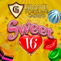 Grand Fortune Casino Sweet 16 Slot Bonus
