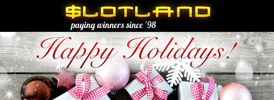 Christmas 2016 Bonuses at Slotland Casino
