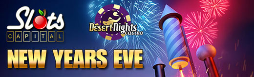 New Year 2017 Bonuses at 2 Casinos