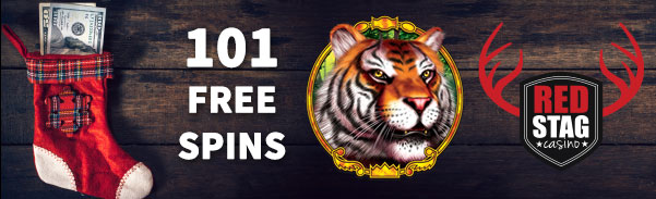 Red Stag Casino Christmas 2016 Bonuses