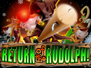 Club World Casino Return of the Rudolph Slot Free Spins