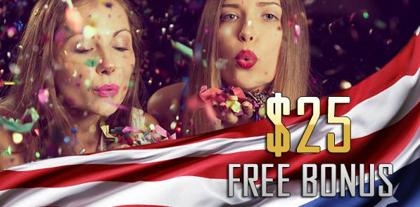 casino free bonus 2017