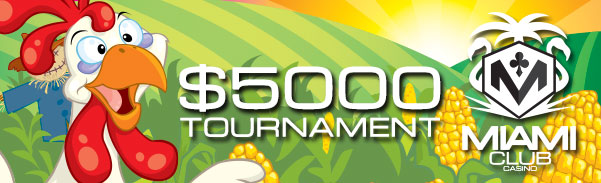 Miami Club Casino January 2017 Slot Tournament