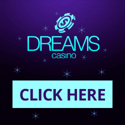 Dreams Casino Bonus Coupon Codes