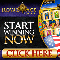 Free Royal Ace Casino Bonus Coupon