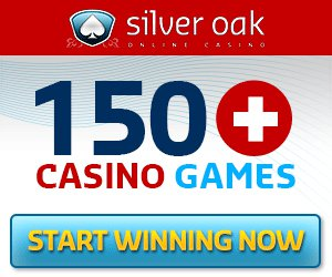 Silver Oak Casino Exclusive Bonuses