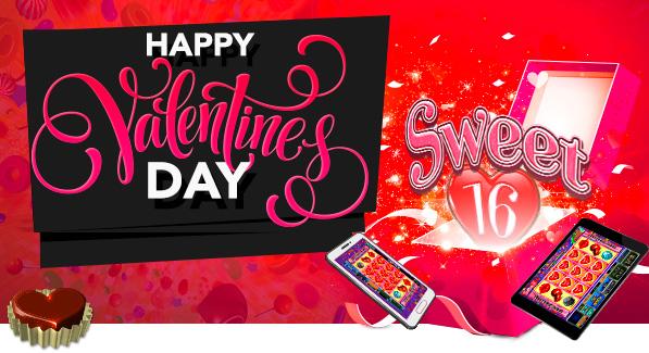 Slotastic Casino Valentine 2017 Match Bonus Plus Free Spins