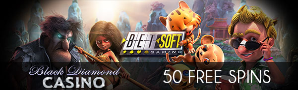 Black Diamond Casino Weekend Free Spins Bonus