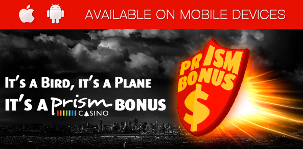 Exclusive Prism Casino Bonus Coupon Codes