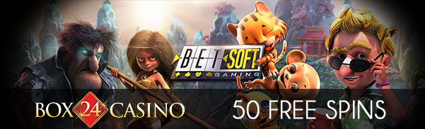 Box 24 Casino Weekend Free Spins