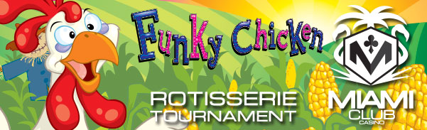 Miami Club Casino Rotisserie Tournament