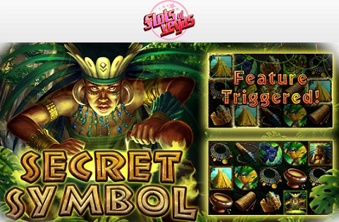 Slots of Vegas Casino Secret Symbol Slot Bonus