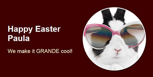 Grande Vegas Casino Easter 2017 Bonus Codes