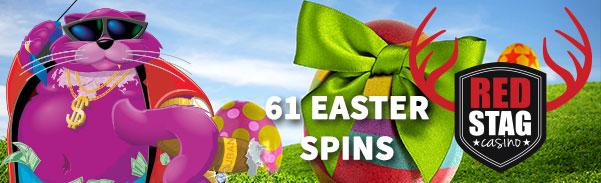 Red Stag Casino Easter 2017 Bonus Codes