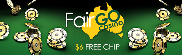 Fair Go Casino Weekend Free Chip