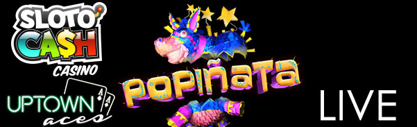 New Popinata Slot Bonuses