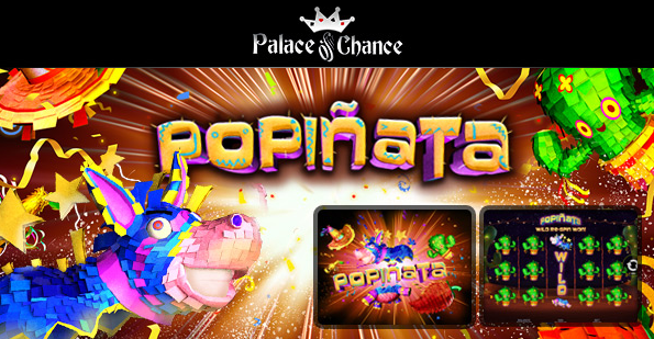 Palace of Chance Casino Popinata Slot Bonus