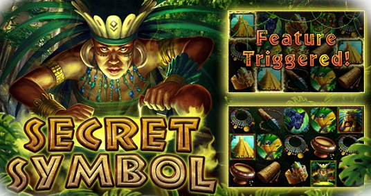 Secret Symbol Slot Free Spins Bonus Coupon Code