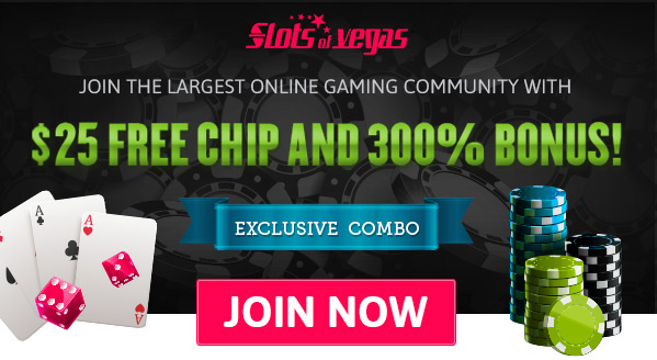 New Player Slots of Vegas Casino Bonus Coupon Codes