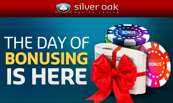 Silver Oak Casino Bonus Coupon Codes