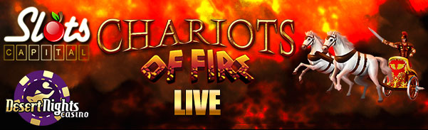 Chariots of Fire Slot Bonuses