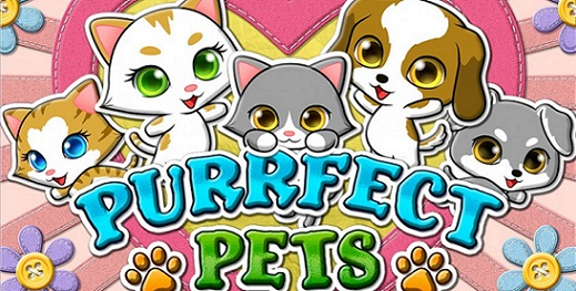 Kudos Casino Purrfect Pets Slot Free Spins
