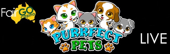Fair Go Casino Purrfect Pets Slot Bonuses