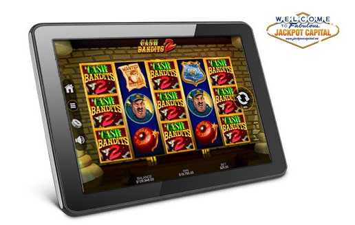 Jackpot Capital Casino Cash Bandits 2 Bonus Codes