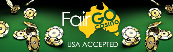 USA Players Accepted at Fair Go Casino