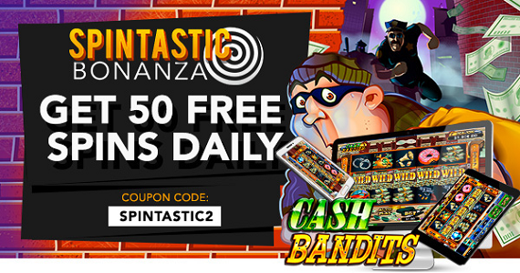Slotastic Casino June 2017 Daily Free Spins