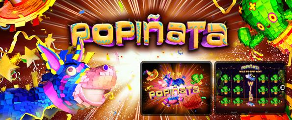 Popinata Slot Free Spins Bonus Code