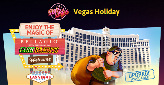 Vegas Holiday Slots of Vegas Casino Bonus