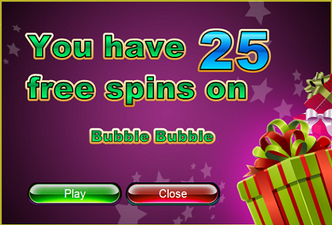 Bubble Bubble Slot July 4th 2017 Free Spins