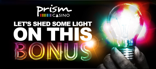 Prism Casino Exclusive Bonus Codes
