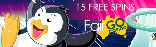 Fair Go Casino Penguin Power Slot Free Spins