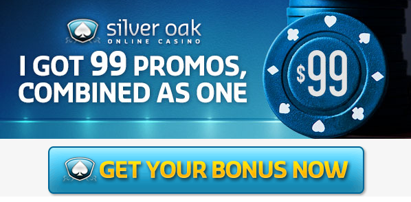 Silver Oak Casino No Deposit Bonus Coupon Code