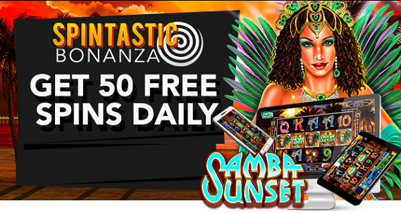 Slotastic Casino July 2017 Daily Free Spins
