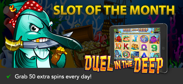 Lucky Club Casino July 2017 Slot of the Month