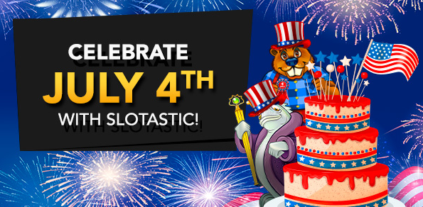 Slotastic Casino Independence Day 2017 Bonus Code