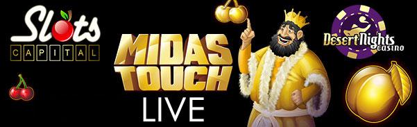 Midas Touch Slot Bonus