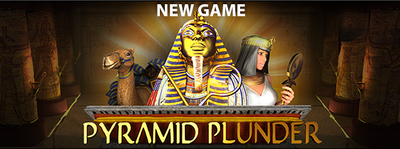 Slotland Casino Pyramid Plunder Slot Bonuses