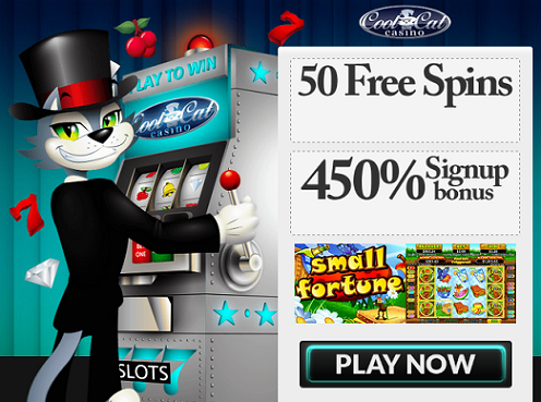 Cool Cat Casino Signup Bonuses