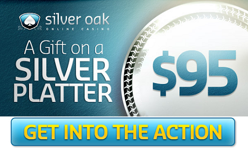 No Deposit Bonus at Silver Oak Casino