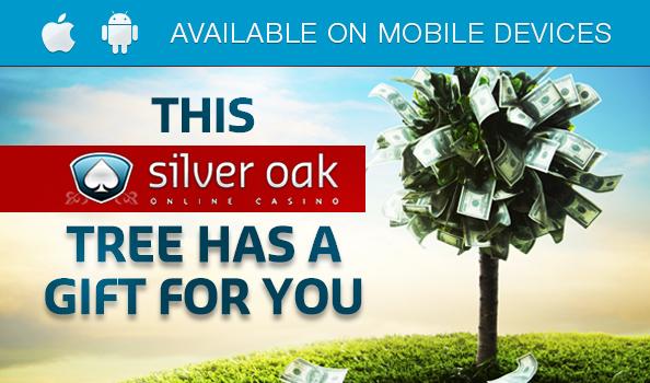 silver oak casino bonus codes may 2019
