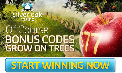 Silver Oak Casino Free No Deposit Bonus Coupon Code