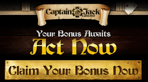 Free Exclusive Captain Jack Casino Bonuses